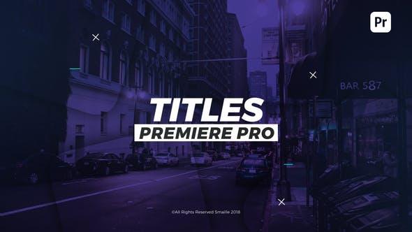 Thumbnail for Dynamic Titles
