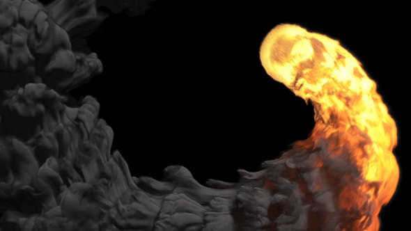 Thumbnail for Fireball Transition