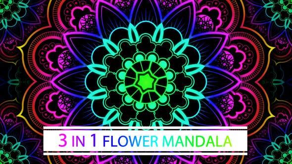 Thumbnail for Flower Mandala 02