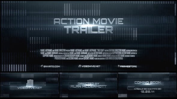 Thumbnail for Action Movie - Trailer