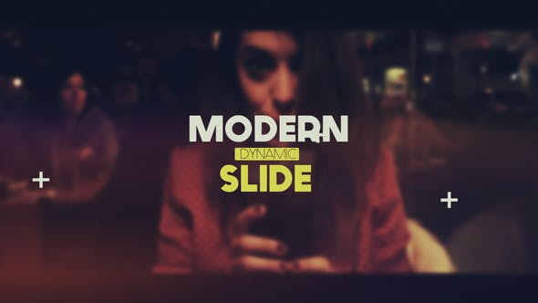 Thumbnail for Modern Dynamic Slide
