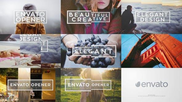 Thumbnail for Minimal Opener | Slideshow