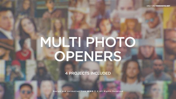 Thumbnail for Multi Photo Logo Openers