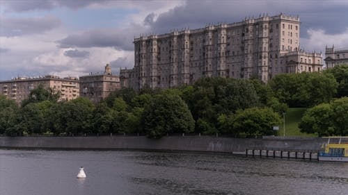 Stalin's House on the Embankment