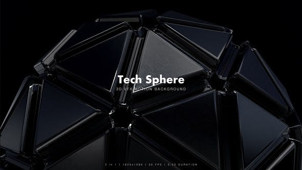 Thumbnail for Tech Sphere Black