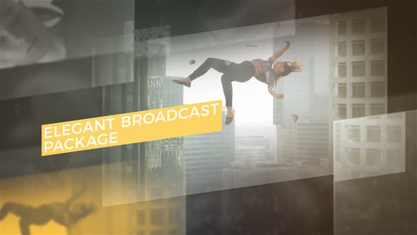 Thumbnail for Elegant Broadcast Package