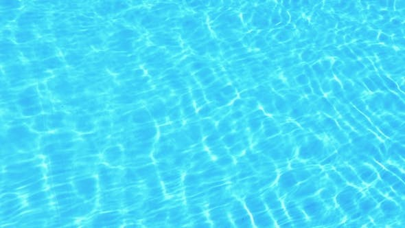 Thumbnail for Refreshing Blue Swimming Pool Water