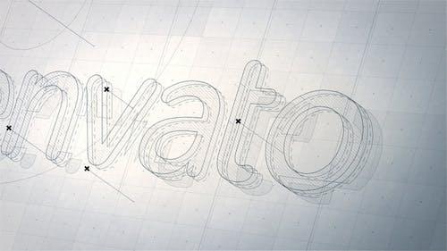 Structure - 3D Logo Reveal