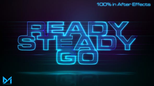 Thumbnail for Title Trailer (Ready Steady Go)