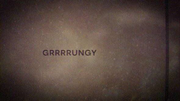 Thumbnail for Grrrrungy