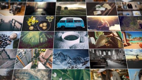 Grid Photo Gallery
