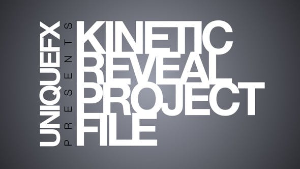 Thumbnail for Kinetic Reveal