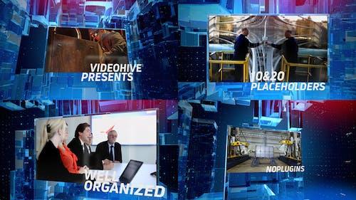 Glass Corporate Slideshow