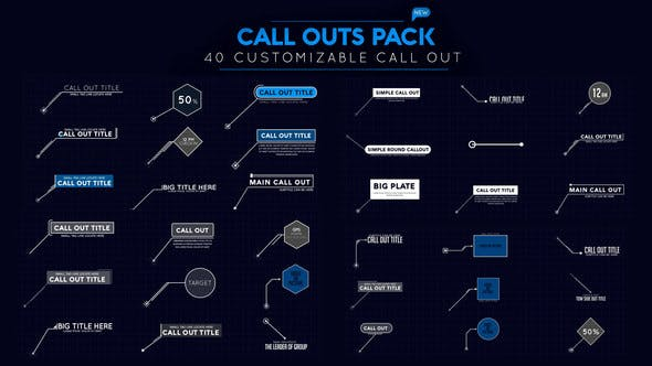 Callout Pack
