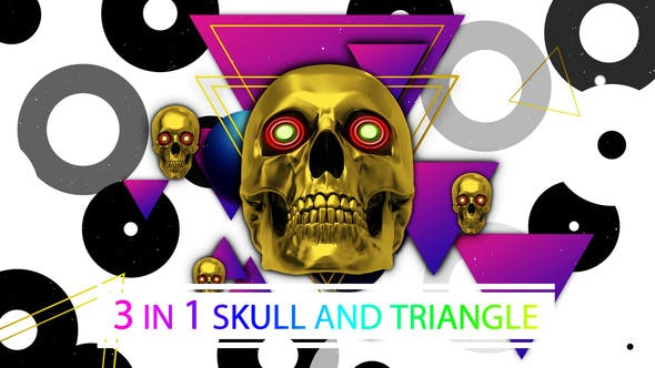 Thumbnail for Skull And Triangle
