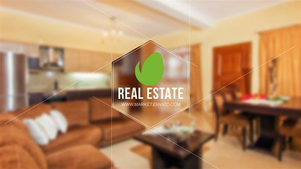 Cover Image for Elegante Presentación de bienes raíces