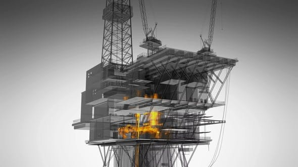 Thumbnail for Rotate Oil and Gas CentralPprocessing Platform