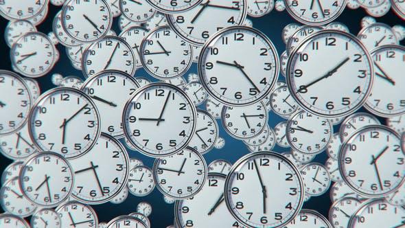 Thumbnail for Clock Bg 01