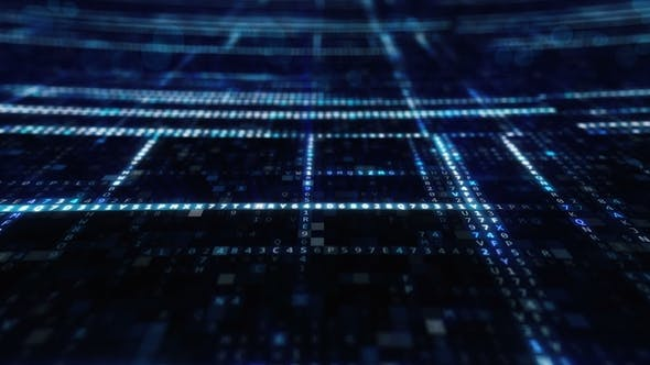 Thumbnail for Randomly Generated Computer Hexadecimal Machine Code