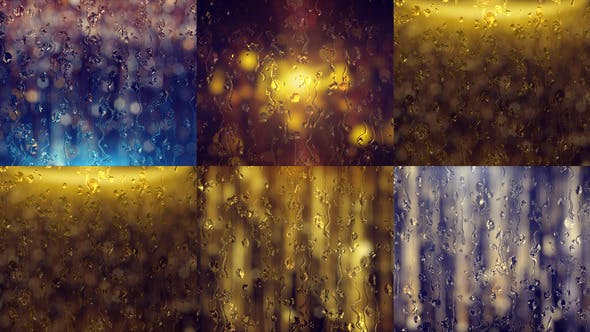 Abstract Video Backgrounds Pack 4K