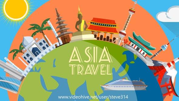 Thumbnail for Asia Travel