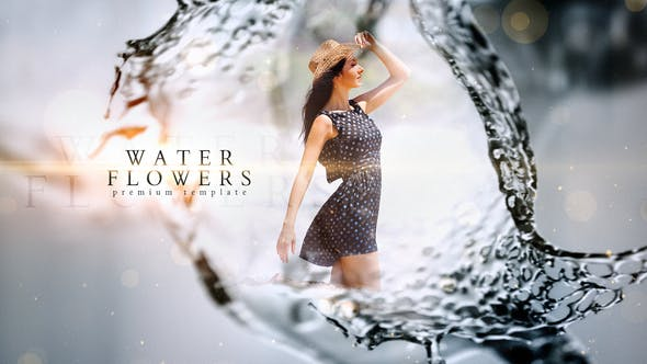 Thumbnail for Water Flower Slideshow