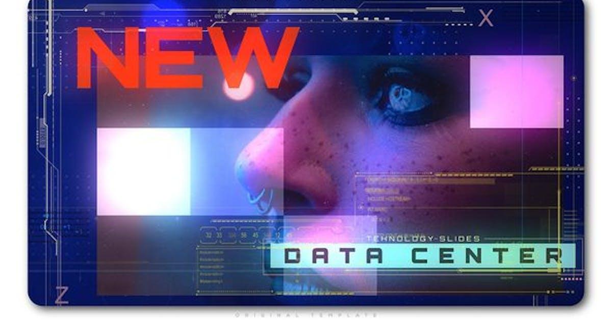 Download Data Center Techno Slides by TranSMaxX