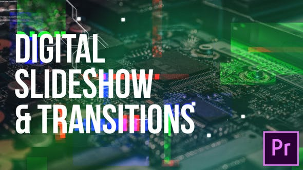 Thumbnail for Digital Slideshow & Transitions