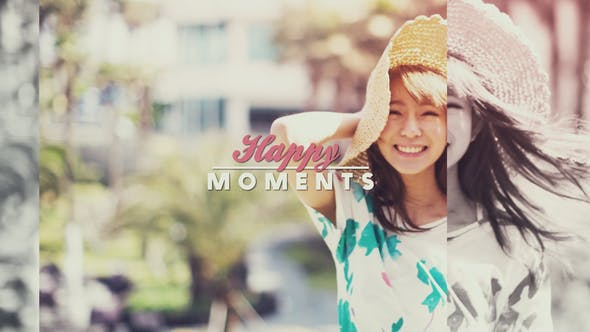 Thumbnail for Happy Moments