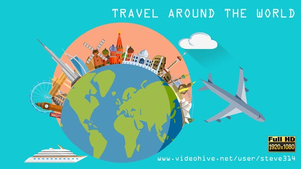 Thumbnail for Travel Around the World