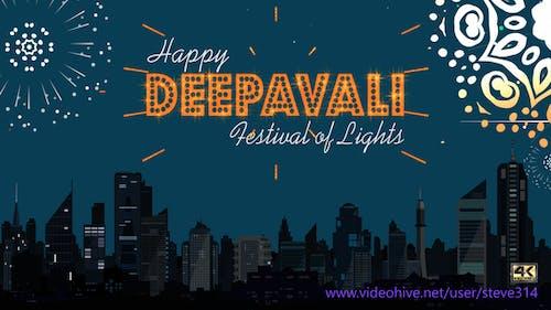 Diwali/Deepavali - Festival der Lichter