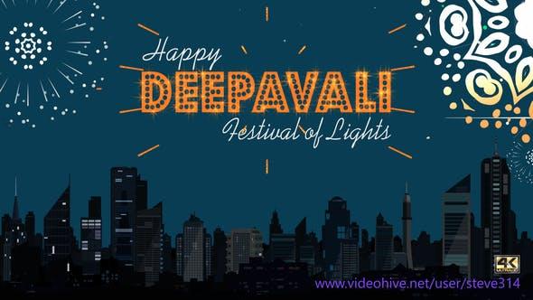 Diwali / Deepavali - Festival of Lights