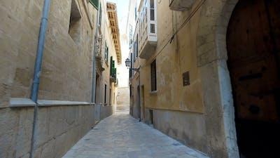 Narrow Streets of Barcelona