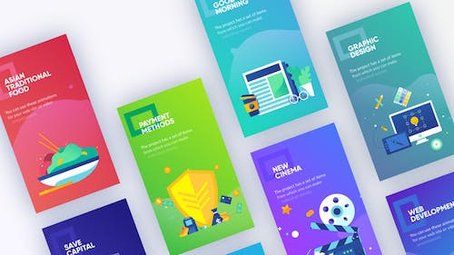 Business Stories Pack