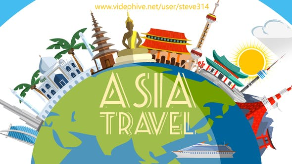 Thumbnail for Asia Travel