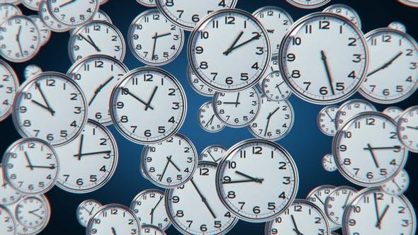 Thumbnail for Clock Bg 03