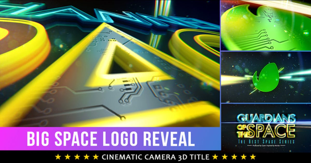 Download Space Show Logo Title by cyzer