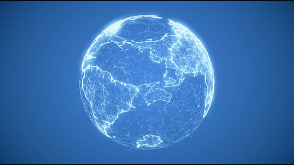 Thumbnail for Digitale Welt Globe Loop