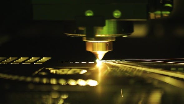 Thumbnail for CNC Laser Cutting of Metal