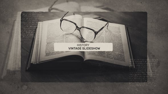 Thumbnail for Vintage History Slideshow