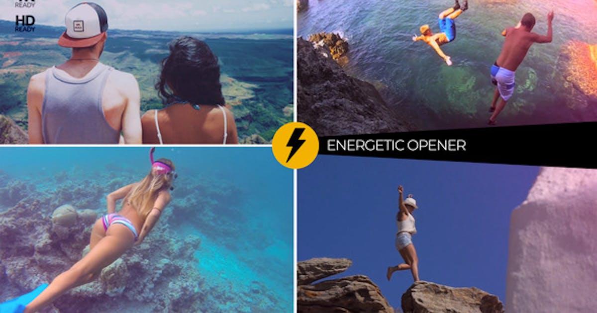 Download Energetic Opener by Pixamins