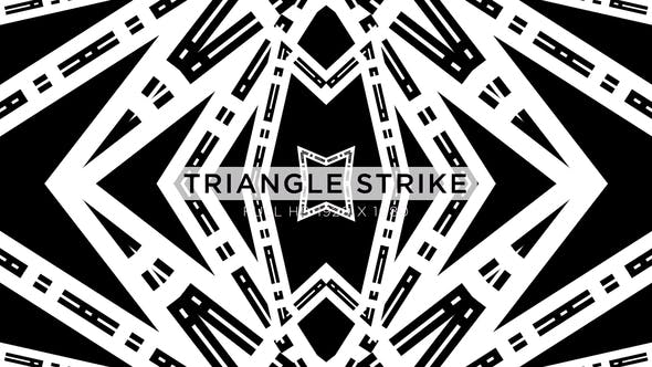 Thumbnail for Triangle Strike VJ Loops Fond