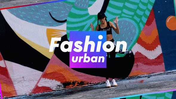 Thumbnail for Fashion Colorful Intro