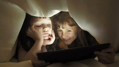 Children on the Internet.