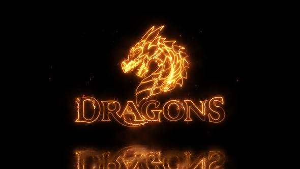 Thumbnail for Logo Dragón Fire