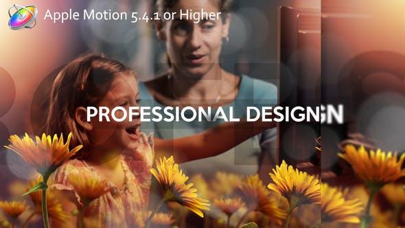 Thumbnail for Summer SunShine - Apple Motion