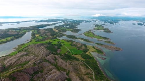 Bronnoysund, Beautiful Nature Norway