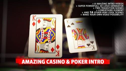 Amazing Poker Intro