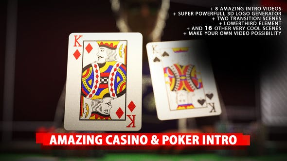 Thumbnail for Amazing Poker Intro