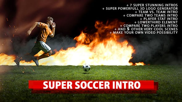 Thumbnail for Super Soccer Intro